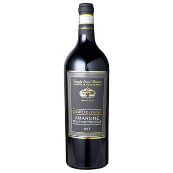 <テヌータ・サンアントニオ>カンポ・デイ・ジーリ・アマローネ【2015】(赤ワイン)
