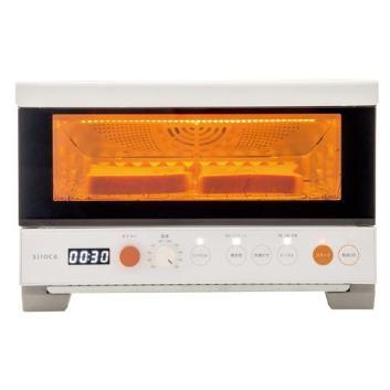 <シロカ>プレミアムオーブントースター すばやき おまかせ ST-2D251