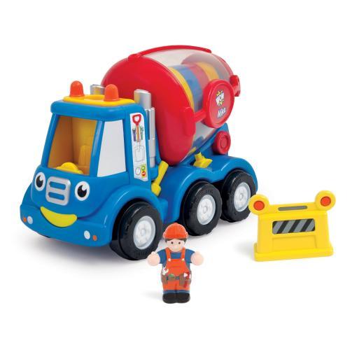 <WOW Toys>ミキサー車のマイク
