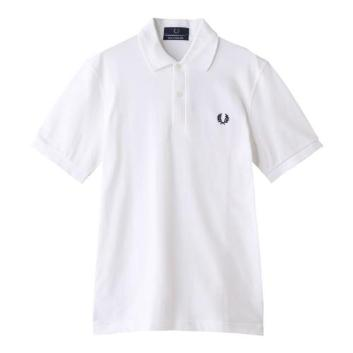 <フレッドペリー>THE ORIGINAL ONE COLOUR FRED PERRY SHIRT/M3