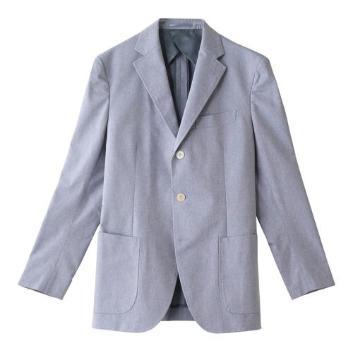<ケンコレクション>ダンガリードレス3ボタンジャケット