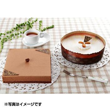 青山「ランス」 レストランのケーキセット