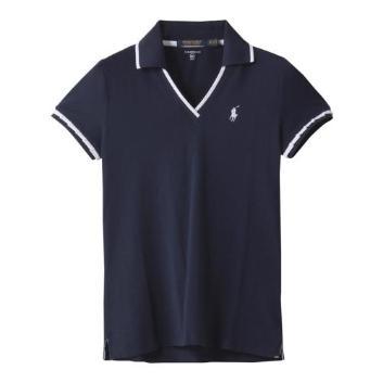 <ポロゴルフ>【吸湿発散】ゴルフ ポロシャツ