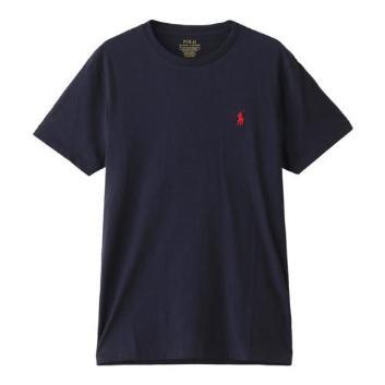 <ラルフ ローレン>ジャージー Tシャツ