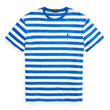 <ラルフ ローレン>クルーネック ジャージー Tシャツ