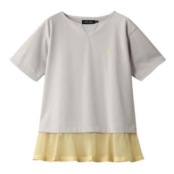<フレッドペリー>SHORT SLEEVE PIQUE TOP