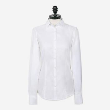 <ブルックス ブラザーズ>ストレッチコットンドビー ドレスシャツ Tailored Fit