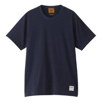 <ジム>【メンズクラブ8・9月号掲載】30/-リサイクルコットンポリエステル天竺C/NTシャツ