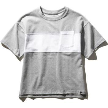 <ザ・ノース・フェイス>【レディース】2トーンプリントTシャツ