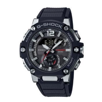 <カシオ>G-SHOCK G-STEEL Bluetooth搭載 ソーラーウォッチ GST-B300-1AJF