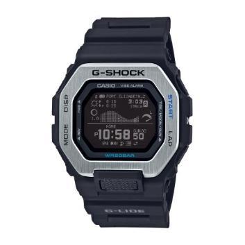 <カシオ>G-SHOCK G-LIDE Bluetooth搭載 GBX-100-1JF