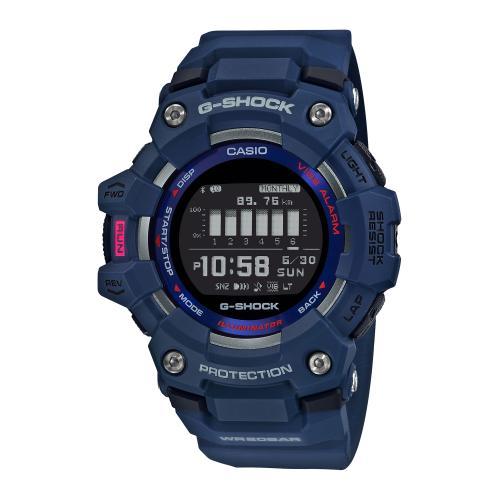 <カシオ>G-SHOCK G-SQUAD Bluetooth搭載 GBD-100-2JF