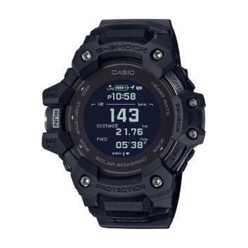 <カシオ>G-SHOCK G-SQUAD 心拍計+GPS機能搭載 GBD-H1000-1JR