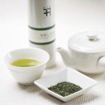 「カネジュウ農園」深蒸し煎茶 2缶
