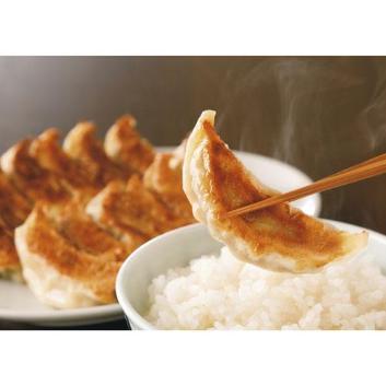 「信念フーズ」手造り餃子 72個
