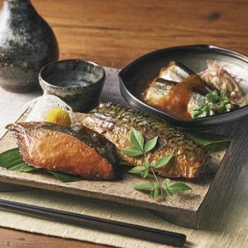 「活黒」煮魚・焼魚セット
