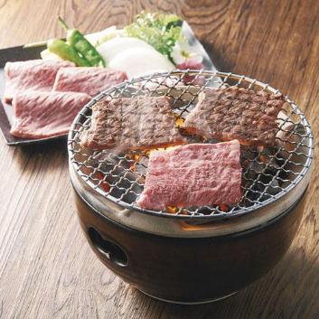 松阪牛肩ロース焼肉用