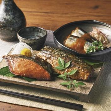 「活黒」小分け煮魚・焼魚詰合せ