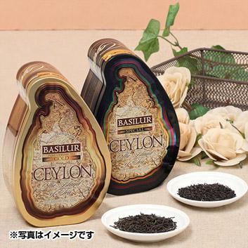 BASILUR TEA◆アイランドオブティー 2缶セット