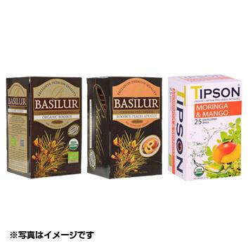 BASILUR TEA◆ノンカフェイン ルイボス・モリンガティ