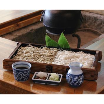 <庄司屋>乾麺そばつゆセット