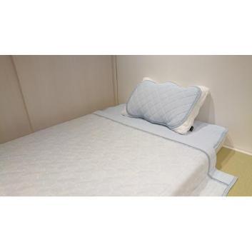 <西川>クール寝具3点セット(シングル) ※送料込み価格