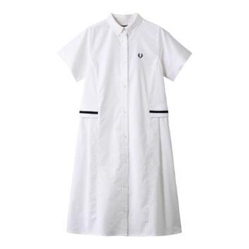 <フレッドペリー>OXFORD SHIRT DRESS