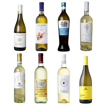【送料無料】本間チョースケセレクト!ロエロ・アルネイス入り!イタリア土着品種白ワイン8本セット