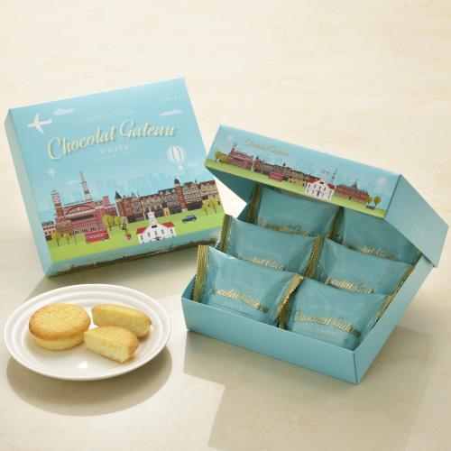 <石屋製菓×ANA FESTA>ショコラ ガトー(ホワイト)6個入×2箱