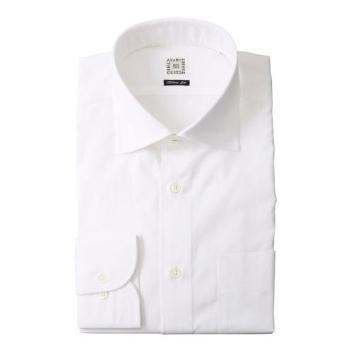 <麻布テーラー>ブロードシャツ