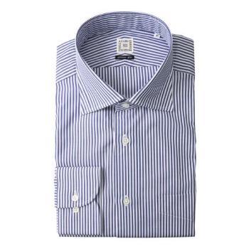 <麻布テーラー>ロンドンストライプシャツ