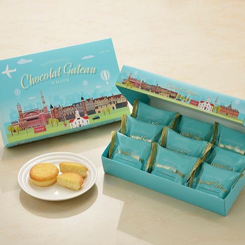 <石屋製菓×ANA FESTA>ショコラ ガトー(ホワイト)9個入×2箱
