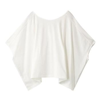 <スリードッツ>Cool high gauge tee s/s coverup