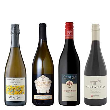 【送料無料】A-styleソムリエが選んだ、ビオディナミワイン4本セット
