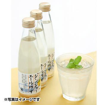 仁淀川ジンジャーエールゆず8本セット