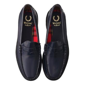 <フレッドペリー>FRED PERRY×G.H.BASS PENNY LOAFER