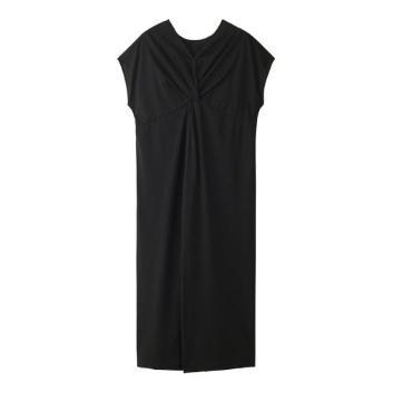 <23区>ハイゲージコンパクトストレッチジャージードレス
