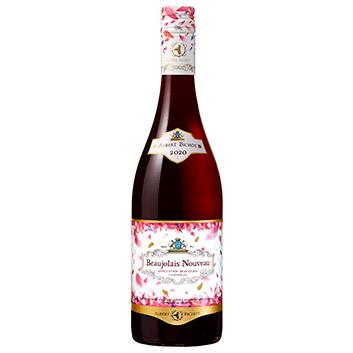 <アルベール・ビショー>ボジョレー・ヌーヴォー【2020】(赤ワイン)