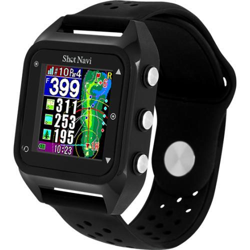 <ShotNavi>カラー液晶腕時計型GPSナビ HuG Beyond