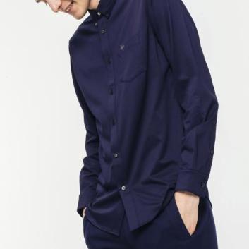 <ラコステ>COOLMAX(R) ボタンダウンシャツ