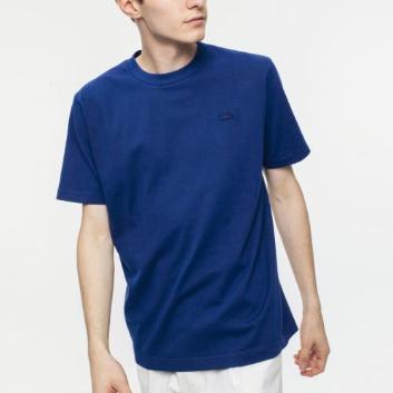 <ラコステ>ボディーサイズピグメントTシャツ