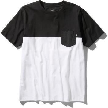 <ザ・ノース・フェイス>2トーンプリントTシャツ