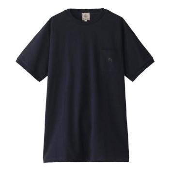 <Jプレス>アメリカンコットン鹿の子ムジTシャツ
