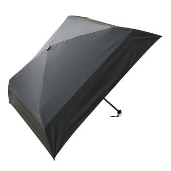 <フロータス>masu 晴雨兼用パラソル ボーダー