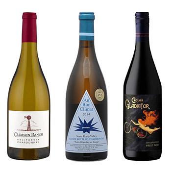 ★スペシャルイベント★機内ワインが1本入った、カリフォルニアワイン3本セット