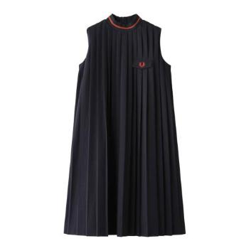 <フレッドペリー>PLEATED DRESS