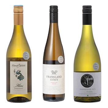 2019年度機内ワイン ビジネスクラス白ワイン3本セット