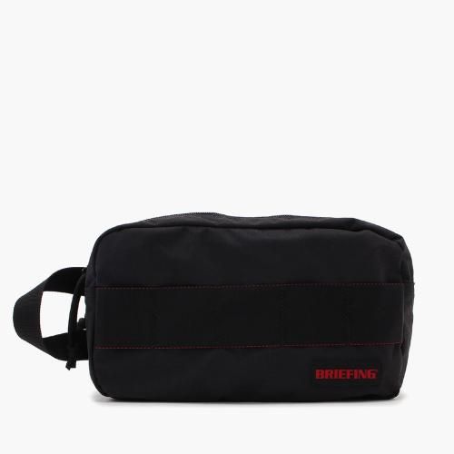 <BRIEFING>DOUBLE ZIP POUCH MW