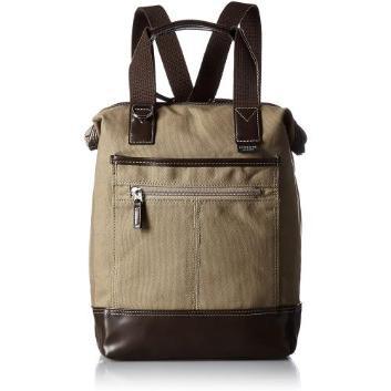 <エヴァウィン>鞄の聖地豊岡市の職人が作る 日本製3通り帆布バッグ21570