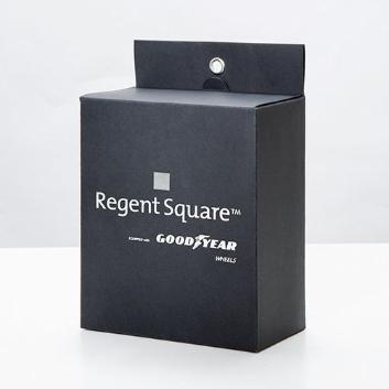 <Regent Square>交換用GOOD YEAR タイヤキット (キャスター2個 交換用ドライバー1個セット)